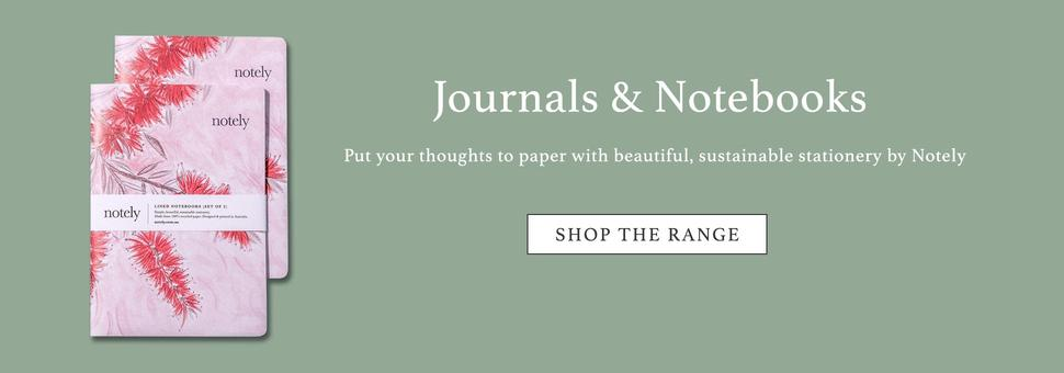 Shop Notebooks and Journals by Notely