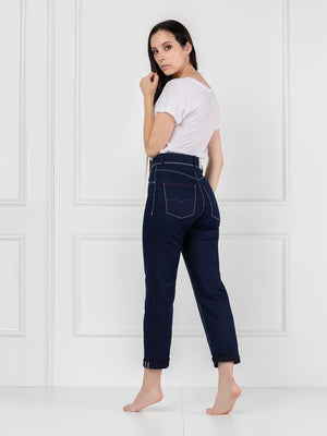Jeans Selvedge Crazy Gal - Aly John
