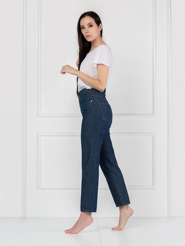Jeans Selvedge Crazy Gal
