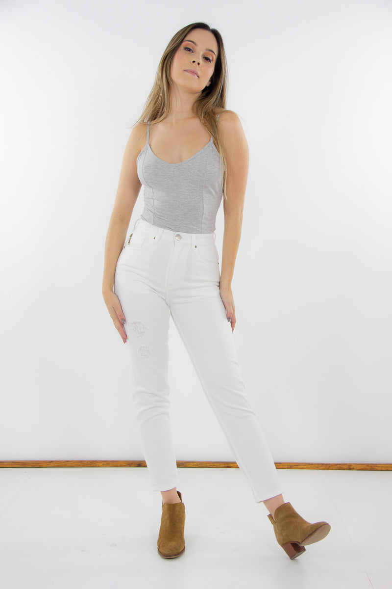 Mom Jeans Confort - Jessica