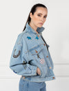 Casaco oversize Little Rebel - Aly John