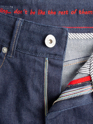 Jeans Selvedge Matchless - Aly John