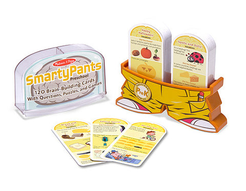 Smarty Pants Set Grade Preschool