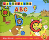 Letterland ABC (New Edition with Read to Me Audio)