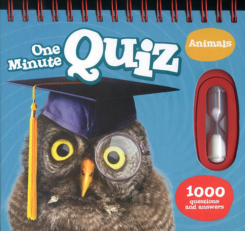 One Minute Quiz: Animals
