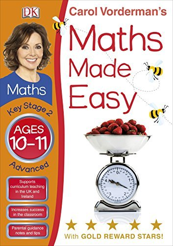 DK Maths Made Easy Ages 10-11