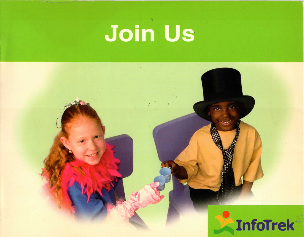 Infotrek Mathematics: Join Us
