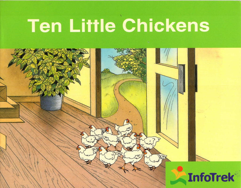 Infotrek Mathematics: Ten Little Chickens