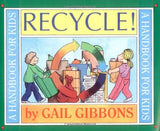 A Handbook For Kids Recycle