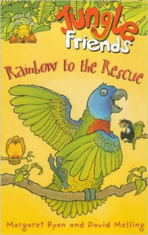 Jungle Friends Rainbow To The Rescue