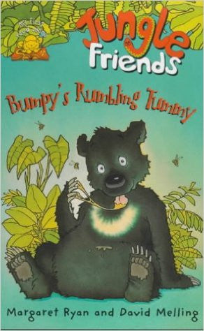 Jungle Friends Bumpys Rumbling Tummy