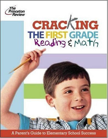 Cracking The First Grade Reading And Math
