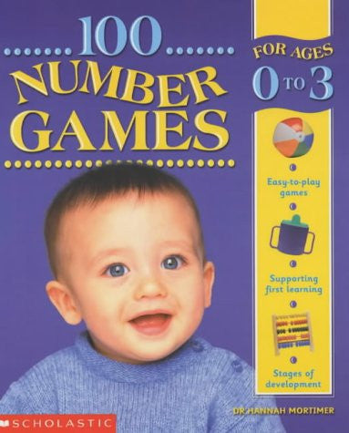 100 Numbers Games Ages 0-3