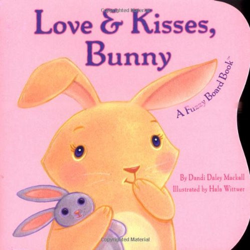 Love & Kisses Bunny Touch & Feel