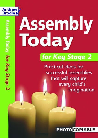 Andrew Brodie Assembly Today Key Stage 2