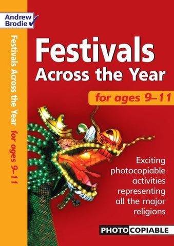 Andrew Brodie Festivals Across The Year Ages 9-11