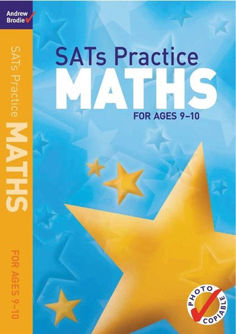 Andrew Brodie Sats Practice Maths For Ages 9-10