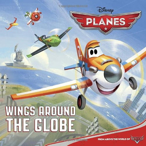 Disney Planes Wings Around The Globe