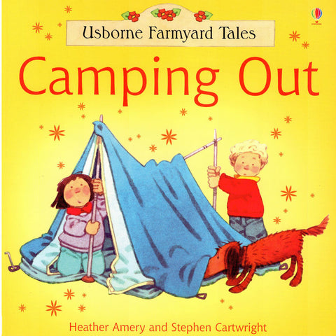 Usborne Farmyard Tales Camping Out