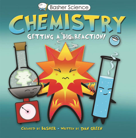 Basher Science : Chemistry