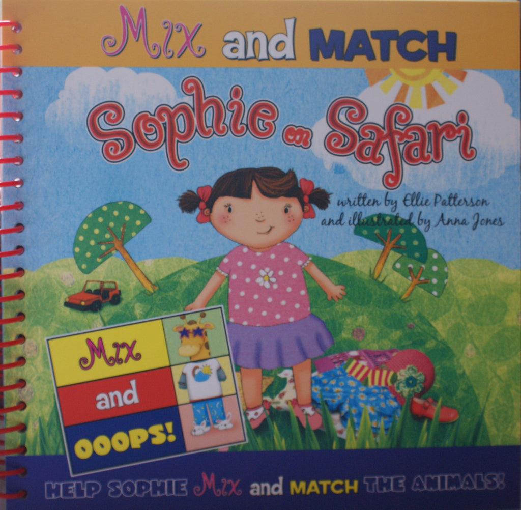 Mix And Match Sophie On Safari