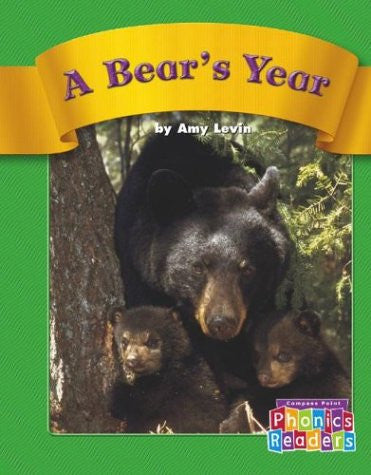 Phonics Readers A Bear's Year