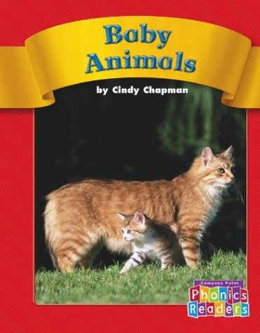 Phonics Readers Baby Animals