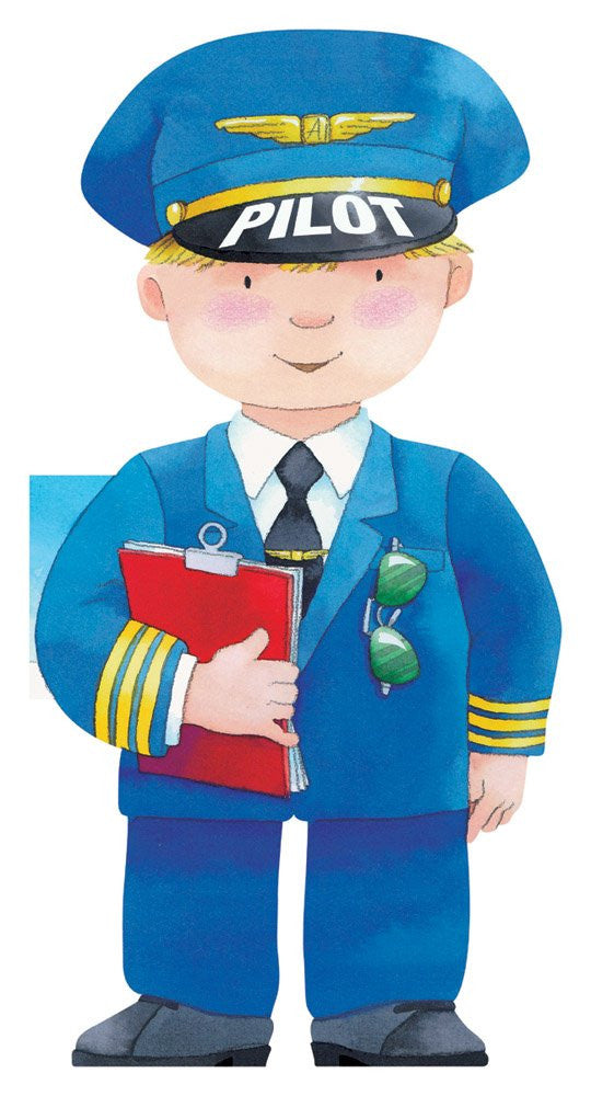 Shaped Board Book Pilot