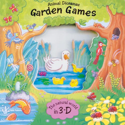 Animal Dioramas Garden Games 3D