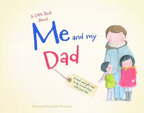 A Little book about Me and my Dad
