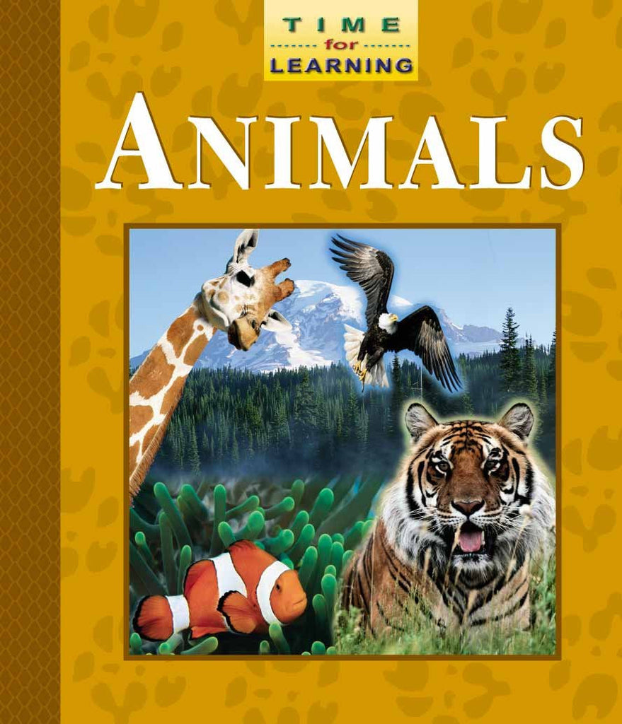 Time For Learning Animals