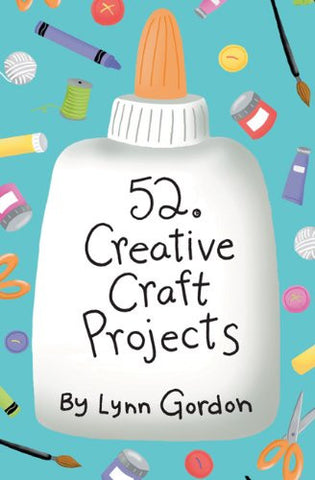 52 Creative Craft Projects Flash Cards