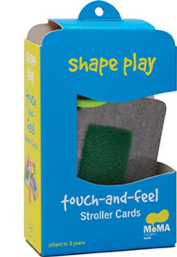 Shape Play Touch And Feel Stroller Cards