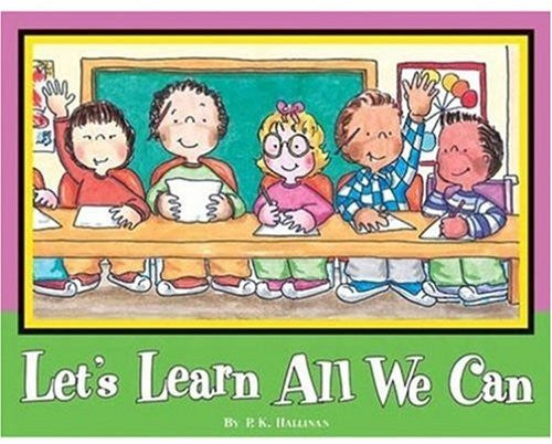 Let's Learn All We Can - Flip Over Picture Book