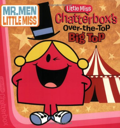 Little Miss Chatterbox Over-The-Top Big Top
