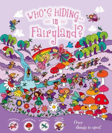 Who's Hiding in Fairyland?