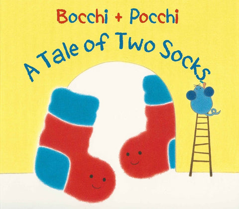 Bocchi And Pocchi A Tale of Two Socks