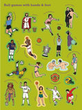 What On Earth? The Sports Timeline Sticker Book
