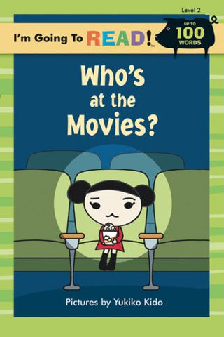 I'm Going to Read! Who's at the Movies? Level 2