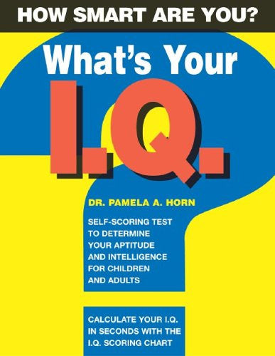 Whats Your I.Q.