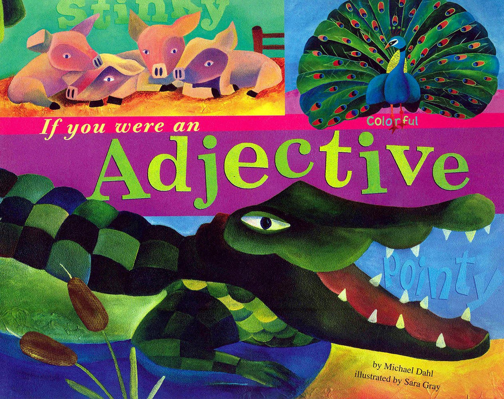 Word Fun If You Were An Adjective