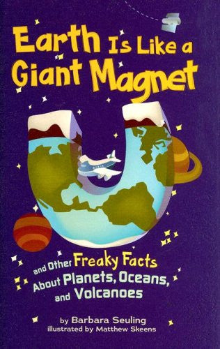 Earth Is Like A Giant Magnet And Other Freaky Facts
