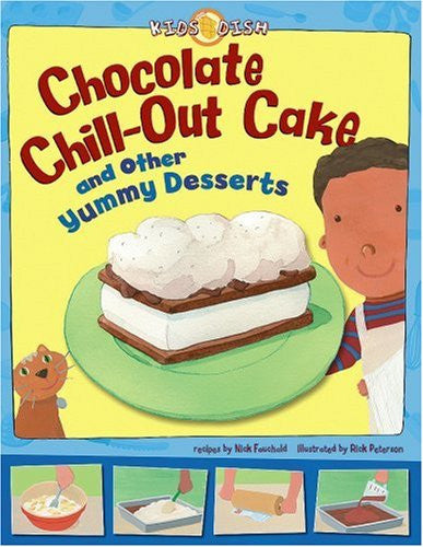 Kids Dish Chocolate Chill Out Cake