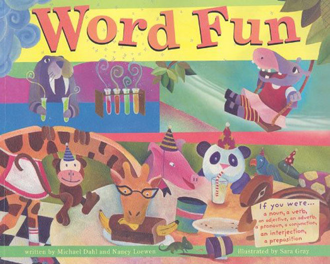 Word Fun Combine Capstone