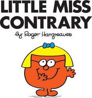 Mr Men : Little Miss Contrary