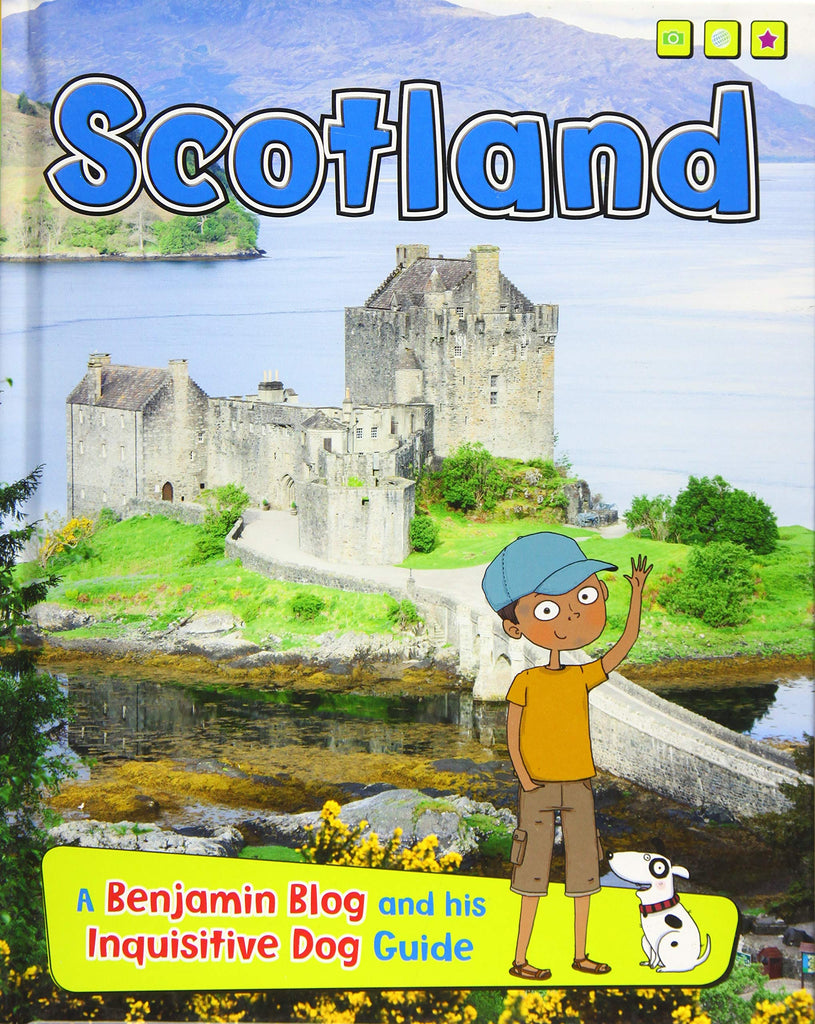Country Guides With Benjamin Blog : Scotland