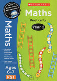Maths Practice For Year 2: Ages 6-7