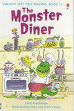 Usborne Very First Reading Book 13: The Monster Diner