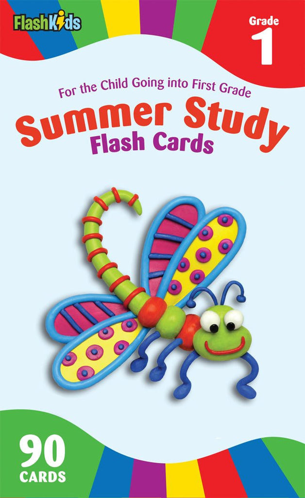 Summer Study Flash Cards Grade 1