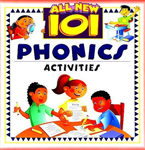 All New 101 Phonics Activities